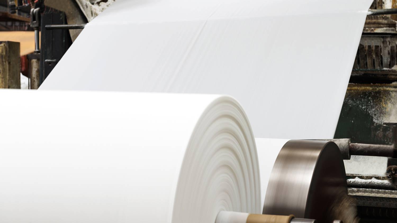 Empresa brasileira de papel e maior produtora mundial de celulose automatiza a coleta de informação.