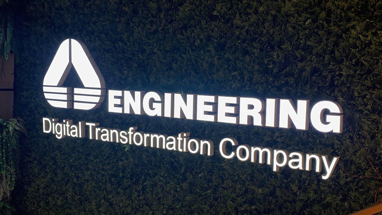 Engineering: R$ 2,5 milhões em nova sede estruturada em Squads.