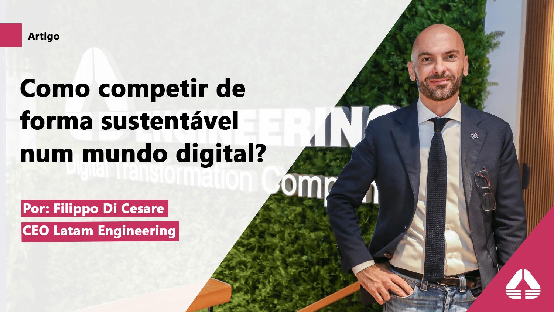 Como competir de forma sustentável num mundo digital?