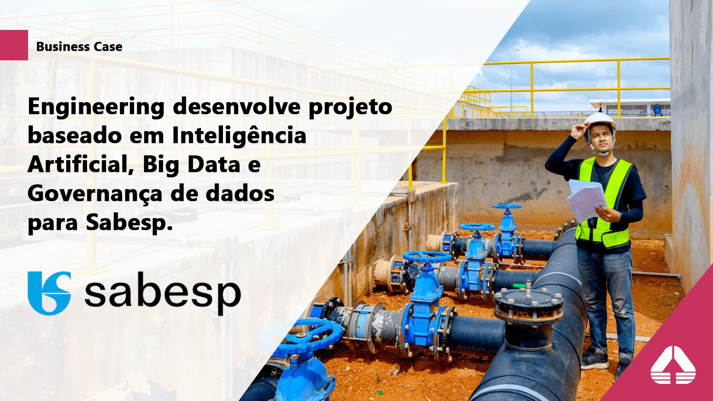 Engineering desenvolve projeto baseado em Inteligência Artificial, Big Data e Governança de dados.